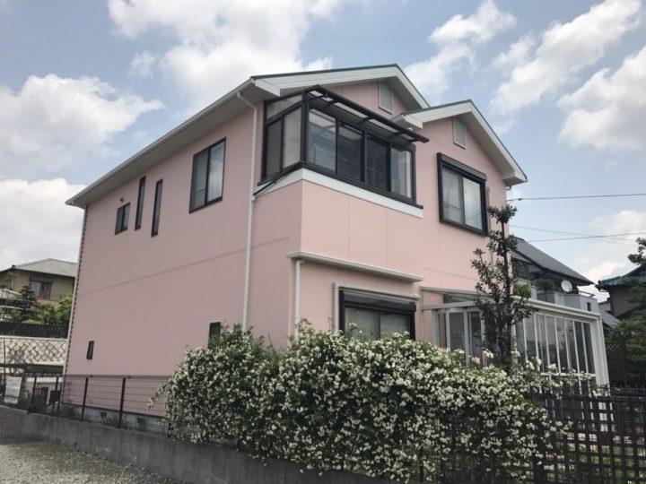 名古屋市天白区 屋根・外壁塗装工事
