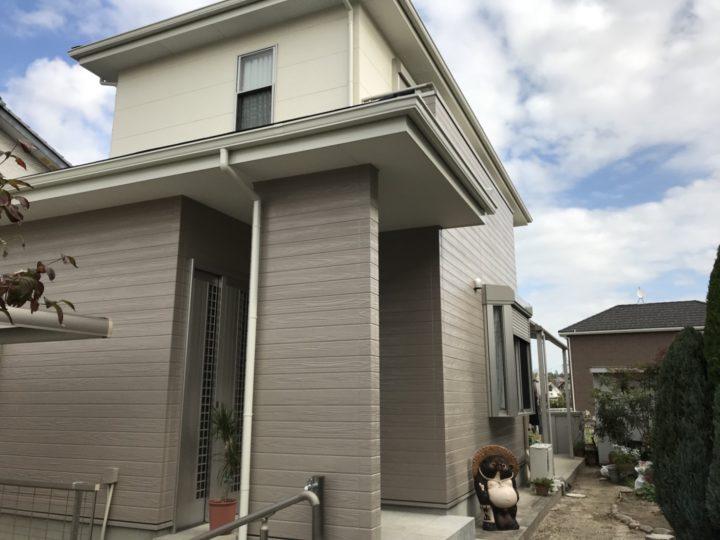 名古屋市守山区 屋根・外壁塗装工事