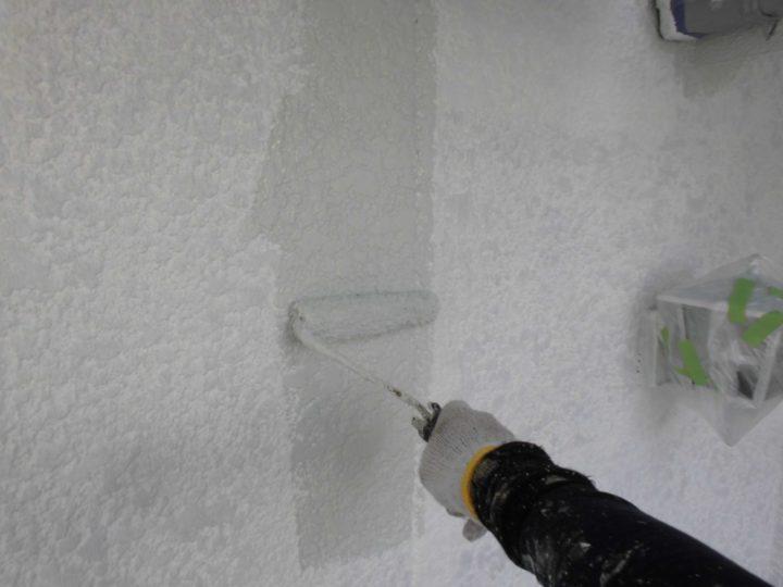 外壁 塗装作業