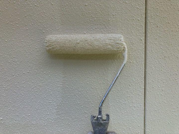 外壁 中・上塗り