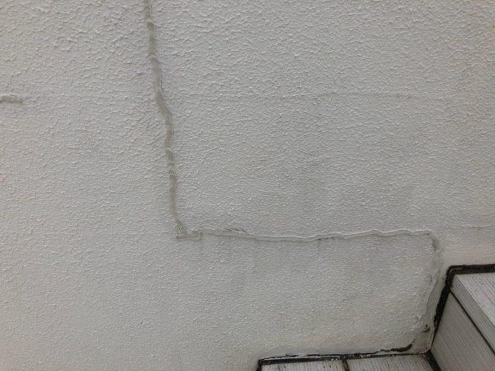 外壁補修:下地形成