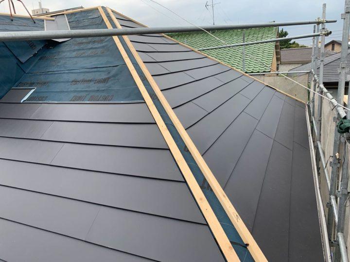 屋根 カバー工事