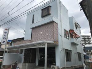 名古屋市瑞穂区 外壁塗装工事、屋上防水工事