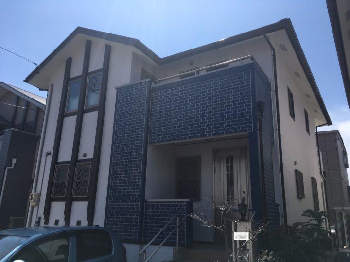 名古屋市緑区 屋根・外壁塗装工事