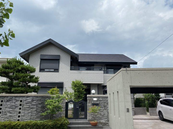瀬戸市 外壁塗装工事、屋根補修、ベランダ防水工事