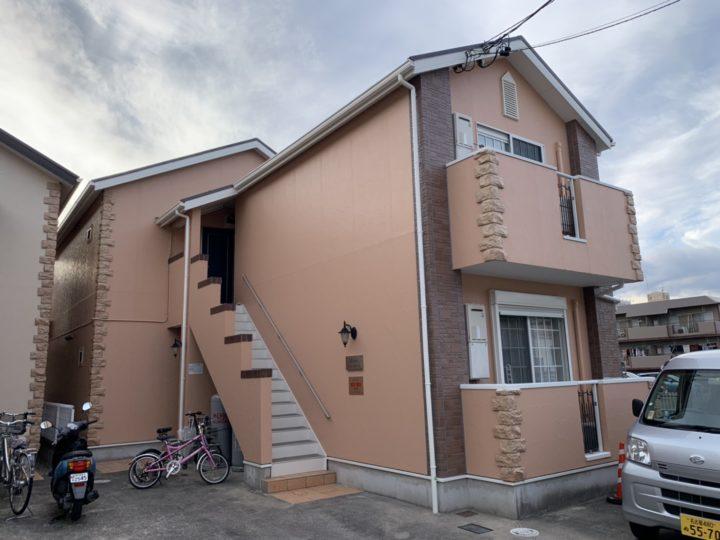 名古屋市名東区 屋根・外壁塗装工事