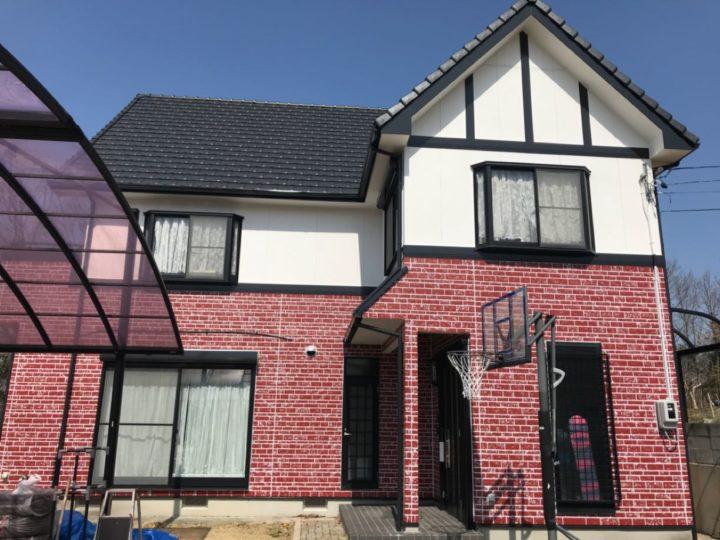 豊田市 屋根・外壁塗装工事、防水工事