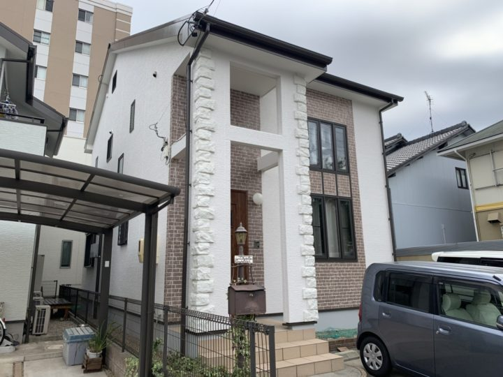安城市 外壁塗装工事・屋根塗装工事