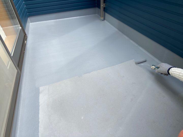 ベランダ 防水塗装