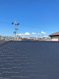 瀬戸市 屋根塗装工事