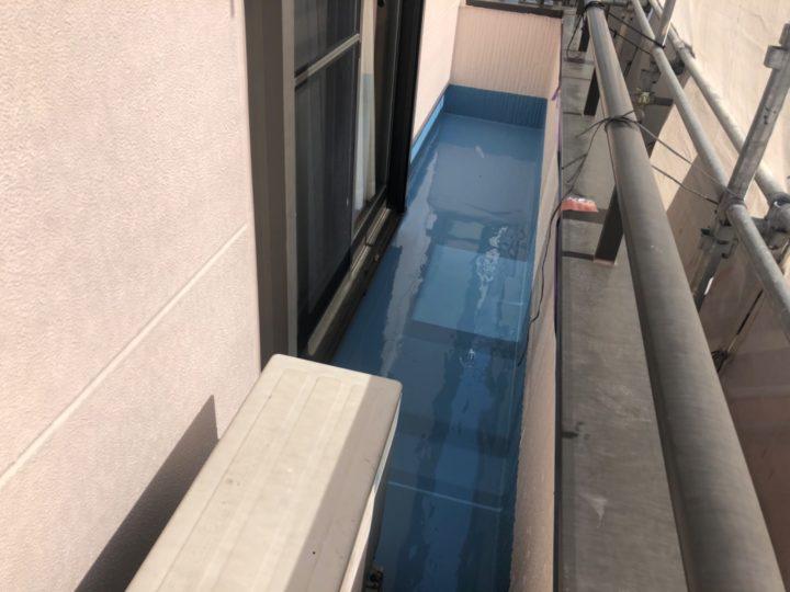 ベランダ 防水工事