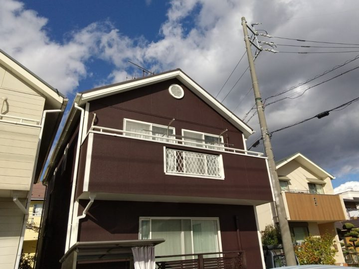 尾張旭市 屋根・外壁塗装工事