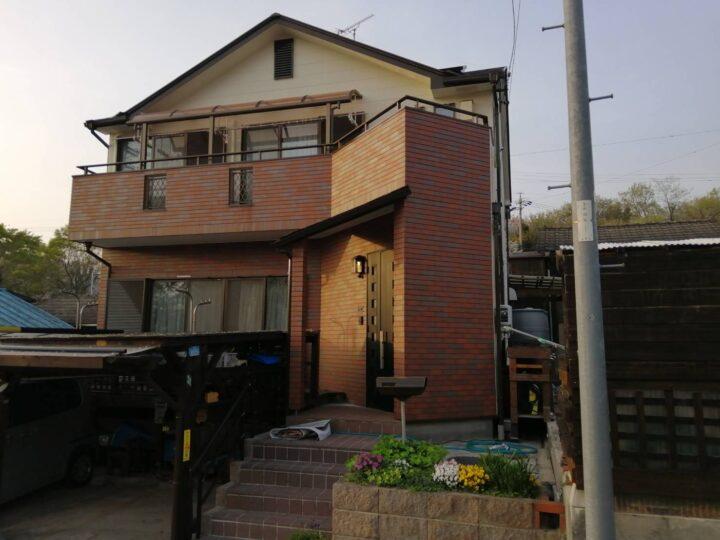 尾張旭市 外壁塗装工事 屋根塗装工事