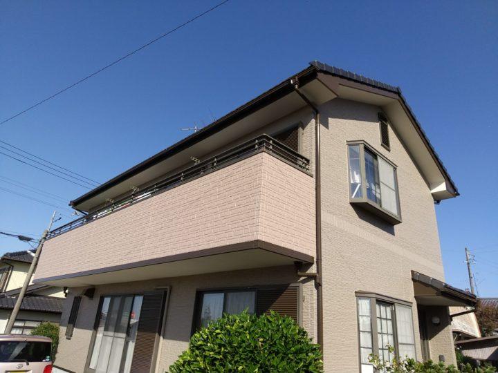 瀬戸市 外壁塗装工事・ベランダ防水工事