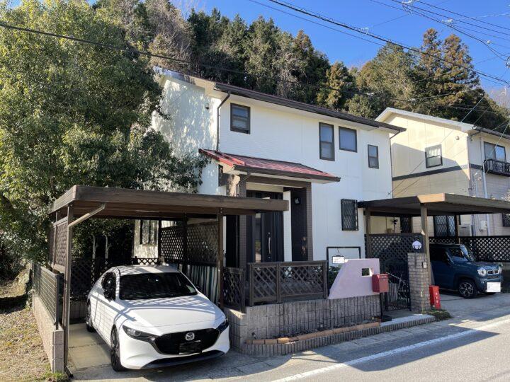 豊田市 屋根・外壁塗装工事、ベランダ改修工事