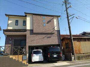 長久手市  屋根・外壁塗装工事・塀塗装工事