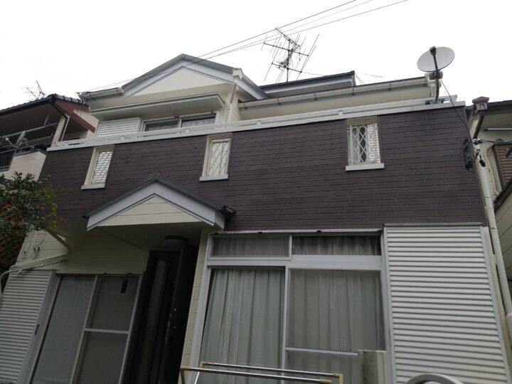 尾張旭市 外壁塗装工事 屋根カバー工法
