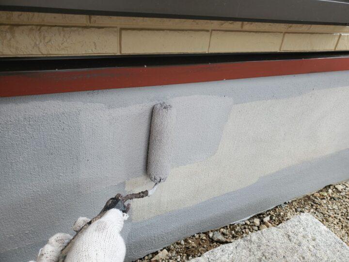 基礎 塗装作業