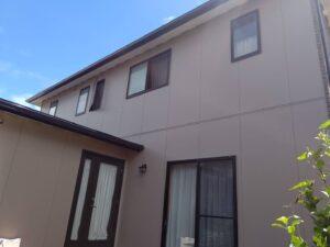 名古屋市守山区  外壁塗装工事  屋根塗装工事