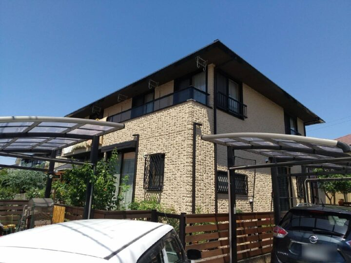 瀬戸市  外壁塗装工事  屋根塗装工事